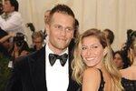 Gisele Bündchen a Tom Brady na večírku Met Gala.