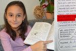 Rodiče třeťáků děsí učebnice gramatiky: Pravopis učí z textu o sebevraždě!