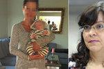 Podle ministryně Michaely Marksové matka devítiměsíční holčičky nabízenou pomoc státu nevyužila.