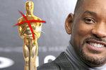 """»Muž v černém« Will Smith se připojil k bojkotu """"příliš bílých"""" Oscarů! A další hvězdy to zvažují"""