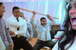 Svatební HAKA dohnala maorskou nevěstu k slzám: Pak ale spustila sama!