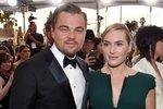 Pohádková dvojice: Leonardo DiCaprio a Kate Winslet