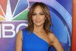 Zpěvačka Jennifer Lopez (46)
