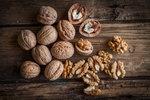 Vlašské ořechy jsou plné zdravých tuků.