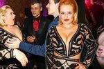 Hříšný Ples v Rudolfinu aneb když nevíte, co s rukama, dejte je na čtyřky Milušky Bittnerové!