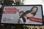 Za sex v reklamě chtěli studenta vyhodit. Teď láká »na plodění« sama univerzita