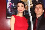 """Tereza Kostková a Petr Kracik jsou definitivně od sebe. Rozešli se. """"Na konci roku jsme to potvrdili i oficiálně,"""" řekla herečka Blesku."""