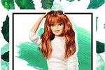 Barbie s ofinou a přelivem