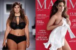 Ashley Graham se objevila i na titulce časopisu Maxim.
