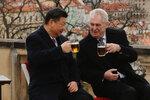 Pravda o kamarádství Zemana a prezidenta Číny: Pohrdání, nebo sympatie?