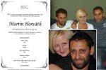 Smrt bratra zpěváka Vlasty Horvátha: Vzkazy plné lásky od jeho přítelkyně!