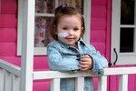 Georgiana si po dvou letech konečně bude moct jít hrát ven s dětmi.
