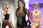 První podprsenky celebrit. Lucie Šlégrová nenáviděla svoje prsa