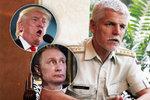 """Generál Pavel """"vyplísnil"""" Trumpa. Prý nahrává nepřátelům a Putinovi dělá radost"""