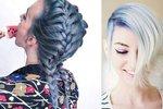 V barvě džínoviny: Trend v barvení vlasů, který ovládl internet