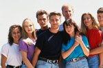Hlavní postavy z Beverly Hills 902 10.