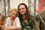 Herečka Vilma Cibulková a jazzový baskytarista Ryba se rozešli letos v srpnu po ani ne dvouletém vztahu.