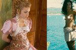 Princezna z Řachandy ukázala prsa! Z toho budou šílet nejen princové