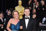 Justin Timberlake s maminkou