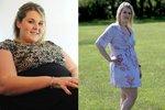 Dívka zhubla, aby mohla opět dělat zdravotní sestru.
