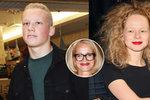 Jitka Asterová ukázala děti: Adam a Anna jsou si neskutečně podobní