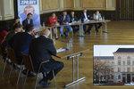 """Předražené muzeum v Ústí: Anonymní hlasování, před policií """"ztráta paměti"""""""