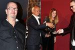 Richard Müller vydává nové album: CD mu olíbala moderátorka Banášová