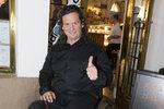 Na vozík upoutaný Jan Potměšil: Z kómatu ho po třech měsících probudil Havel