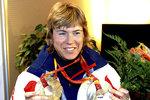 Kateřina Neumannová by se mohla dočkat další zlaté medaile