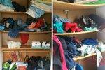 Máte plný šatník starého oblečení? Darujte »hadříky« do vánoční sbírky v Novodvorské