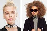 Módní trendy, které se pořád vracejí! Zvonáče, vysoký pas a obojek na krk