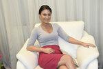 Gabriela Partyšová: Botox na čele mám, ale prsa si upravit nenechám