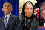 Baba Vanga předpověděla, že Barack Obama bude posledním prezidentem USA. Znamená to, že úřad nepřevezme Barack Obama?