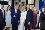 Brzy povedou Spojené státy: Kdo vlastně jsou a co dělají Trump a jeho děti?