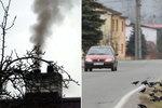 Sto dnů v roce nedýchatelno: Takhle se žije v nejzamořenější obci Česka