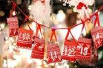 Na poslední chvíli! Udělejte dětem netradiční adventní kalendář za pár korun!