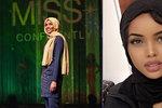 Místo bikin burkiny: První muslimka postoupila do finále soutěže krásy