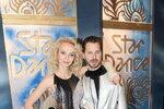 Jana Plodková se sádrou a Michal Padevět ve finále Stardance