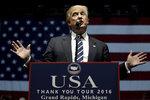 Trump: Dobré vztahy s Ruskem nejsou špatně, to si myslí jen hlupáci