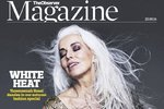 O modelku Yazemeenah Rossi se i po šedesátce přetahují modelingové agentury