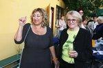 Iva Hercíková s Halinou Pawlowskou