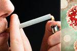 Kouříte? Riskujete život!