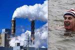 Mizerný vzduch, hluk i špinavá voda. Velký přehled znečištění kraj po kraji