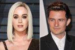 Katy Perry a Orlando na Vanity Fair večírku. Každý zapózoval sám.