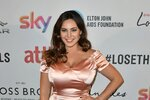Plus size modelka Kelly Brook