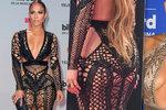 Jennifer Lopez (47) se v zatraceně sexy šatech stala senzací! Kam se hrabou mladší