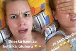 Solaříková z Ulice se pustila do youtuberů: To je, ty vo*e, strašný peklo!