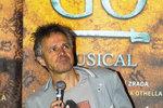 Janek Ledecký napsal nový muzikál IAGO.