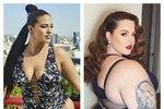 XL modelky: Máme je opravdu obdivovat, nejsou prostě jen obézní?