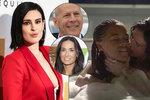Žhavá Rumer Willis: Lesbické dovádění ve vířivce!